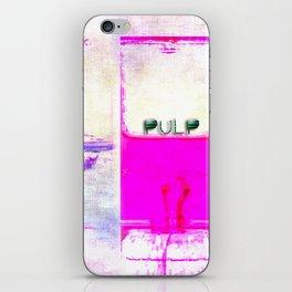 Pulp iPhone Skin