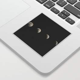 Moon Phase Sticker