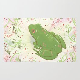 Little Frog Rug