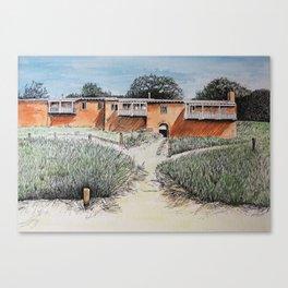 Rottnest island Geta Canvas Print