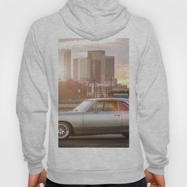 Chev rolet Chevelle SS City Skyline Ultra HD Hoody