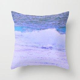 Captiva Waves Throw Pillow