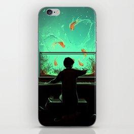 Le Pianoquarium iPhone Skin