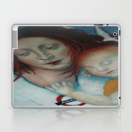 Angel in London Laptop & iPad Skin