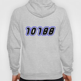 10188 [Beath Star] in Brick Font Logo Design [Alternate Colors] by Chillee Wilson Hoody