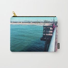 Seal Beach Pier Carry-All Pouch