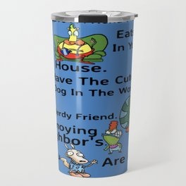 Your A Rocko Travel Mug