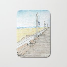 Boardwalk Bath Mat