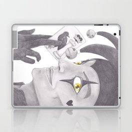 The Court Joker Laptop & iPad Skin