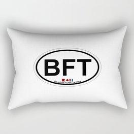 Beaufort - North Carolina. Rectangular Pillow