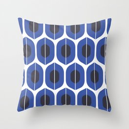 graphic pattern Throw Pillow