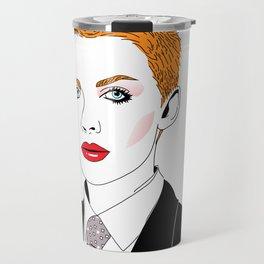 Annie Lennox Travel Mug