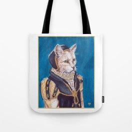 Lady Westy Tote Bag