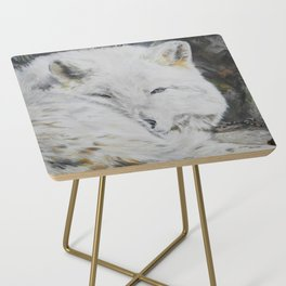 Eye of the Wild by Teresa Thompson Side Table