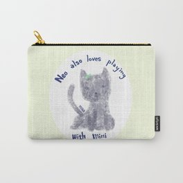 mini Carry-All Pouch