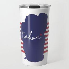 Lake Tahoe, USA Travel Mug