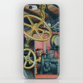 Controls iPhone Skin