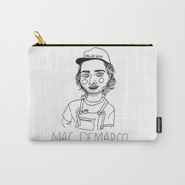 Mac DeMarco Carry-All Pouch