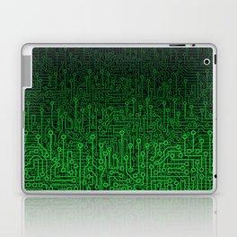 Reboot II GREEN Laptop & iPad Skin