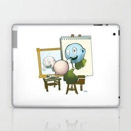 Baby Norman Zombiewell Laptop & iPad Skin