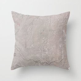 topo 2 Throw Pillow