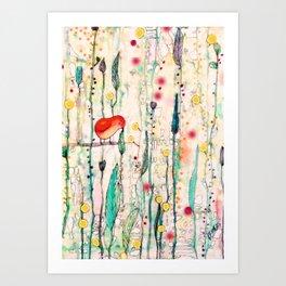 grandir 2 Art Print
