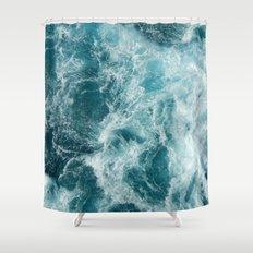 Sea Shower Curtain