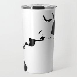 Sexy Abstract 42 Travel Mug