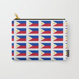 Flag of Philippines -Pilipinas,Filipinas,filipino,pinoy,pinay,Manila,Quezon Carry-All Pouch
