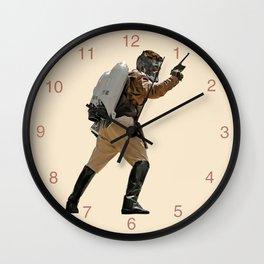 Rocket-Lord Wall Clock