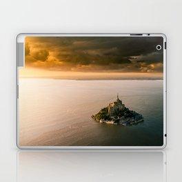 Mont Saint Michel Laptop & iPad Skin