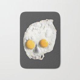 Egg Skull Bath Mat