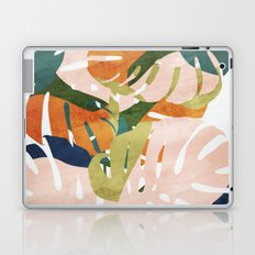 Monstera delight Laptop & iPad Skin