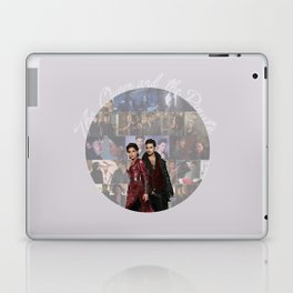 The Queen and the Pirate Laptop & iPad Skin