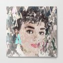 Audrey Type Abstract Art by homedeco