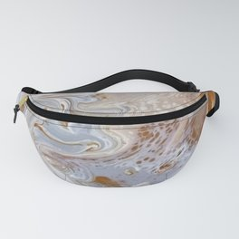 Milky Planet Fanny Pack