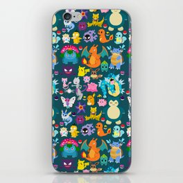 Pocket Collection 3 iPhone Skin