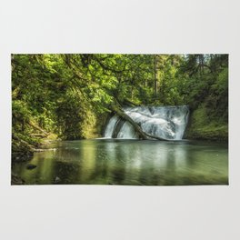 Lower North Falls Rug