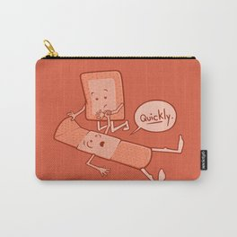 Come To My Aid Carry-All Pouch