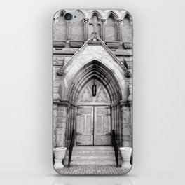 The Doors are but One Way In iPhone Skin