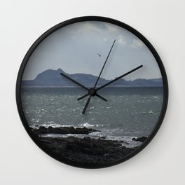 Arthur's Seat in the Distance Wall Clock