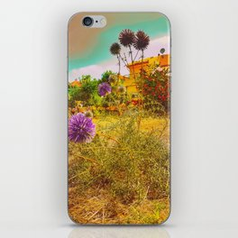 'Its Better To Burn Out Then Fade Away' iPhone Skin