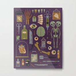 Odditites Metal Print