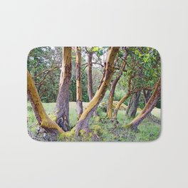 MAGIC MADRONA FOREST Bath Mat