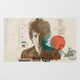 Bob Dylan Rug