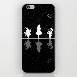 Wonderland Starry Night iPhone Skin