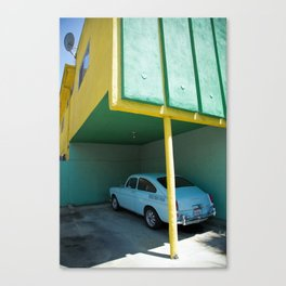 60s or so Canvas Print