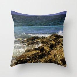 Peaceful Surroundings Throw Pillow