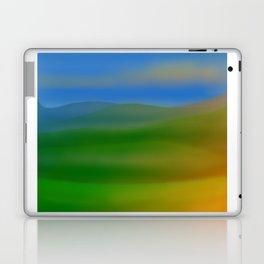 Hillscape Sunset Laptop & iPad Skin