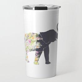 Spring Elephant Travel Mug